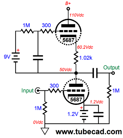 Batteries Amp Tubes