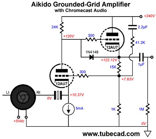 Chromecast Audio Update & 6W SE Amplifier