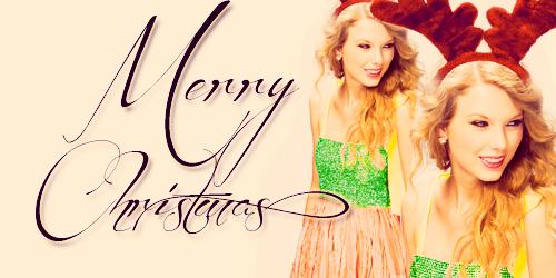 Taylor Swift Fan - Marry Christmas