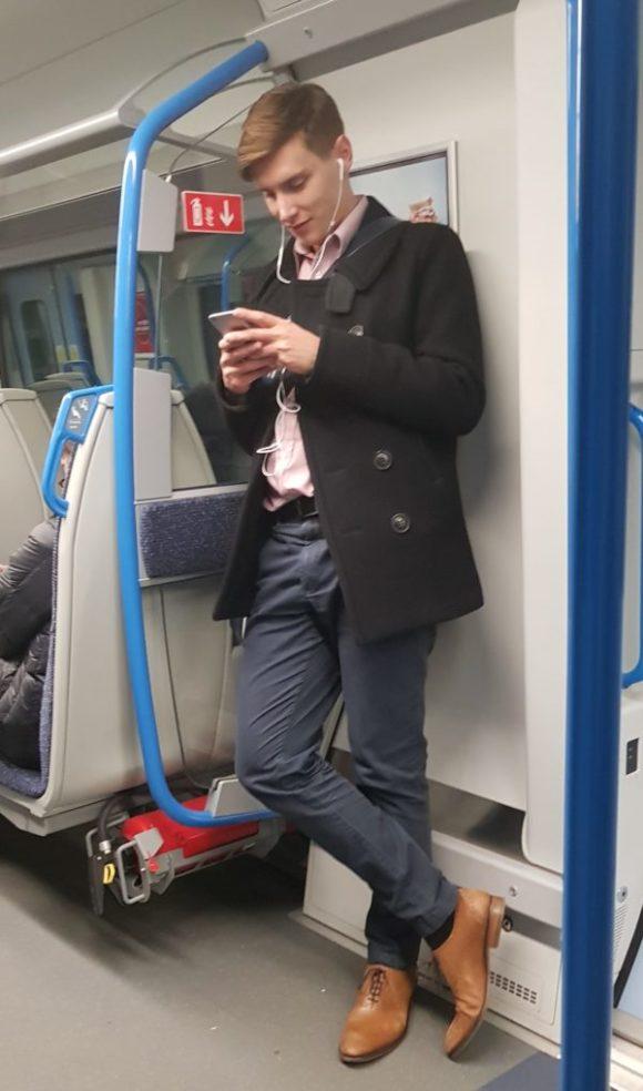 7th guy on train - 1 10