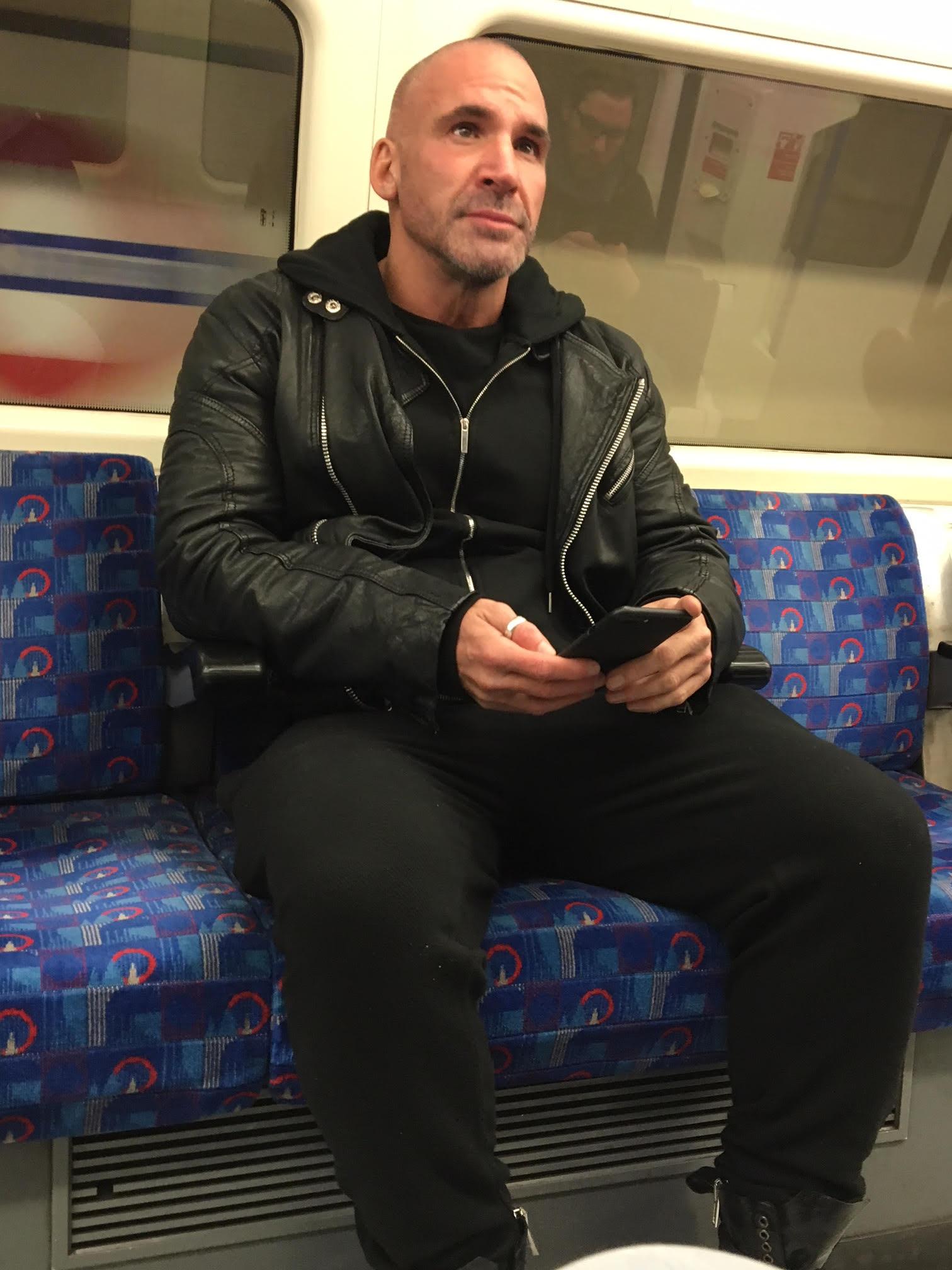 Hot older male tube