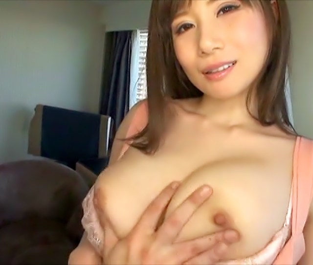 Sexy Japanese Milf Azumi Chino Exposes Big Tits In A Threesome