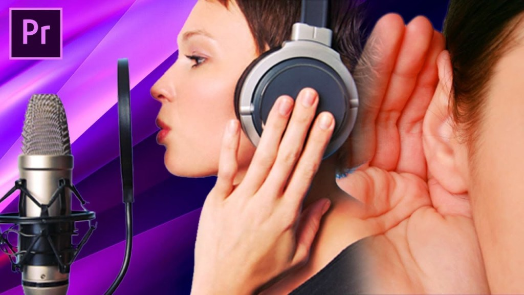 HOW TO: Fix Quiet Voice Over Audio (Adobe Premiere Pro)