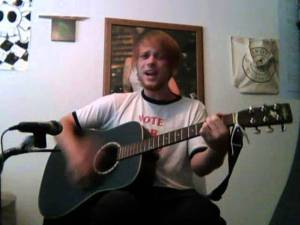 A Great Big World - Say Something (Tyler Kidd Acoustic Cover)