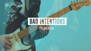 Bad Intenions - Niykee Heaton (Tyler Kidd Cover)