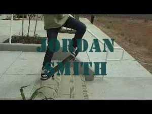 Jordan Smith Skateboarding video
