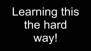 """Matisyahu - """"Hard Way"""" (Lyrics) 2014 (Akeda)"""