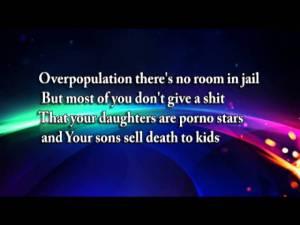 Staind - Open Your Eyes (lyrics)