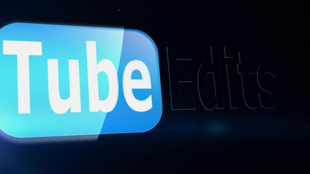 Tube Edits Logo Animation