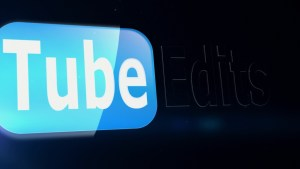 Tube Edits Logo Animation