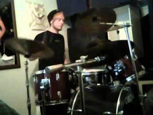 Tyler Kidd: Can he drum too!?