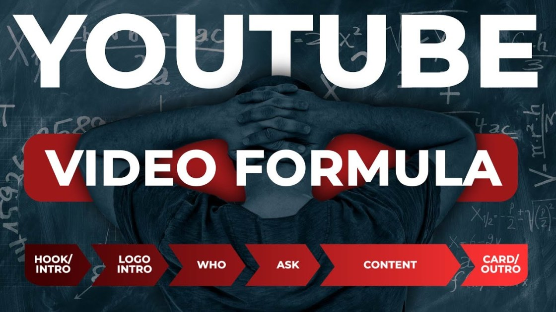The YouTube Video Formula | How to Structure Your Videos