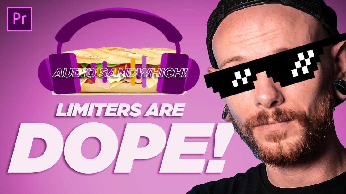 Limiters are DOPE! Adobe Premiere Pro 2020