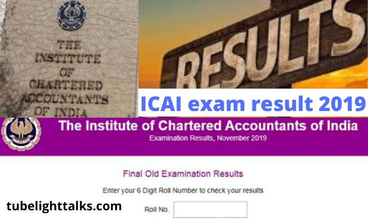 ICAI-exam-result-2019-CA-Final-Results-2019-Institute-of-Chartered-Accountants of India