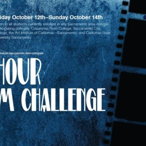 The third annual Sacramento Intercollegiate 48 hour Film Challenge.