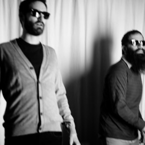 Capital Cities visit the Capital City