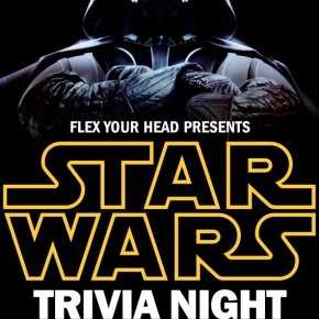FLEX YOUR HEAD.  Best trivia in town.