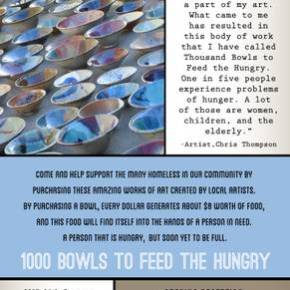 Brickhouse Galley – 1,000 Bowls to Feed the Hungry