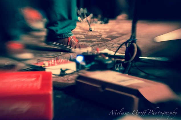 Electro Group at Luigis Fungarden 2013