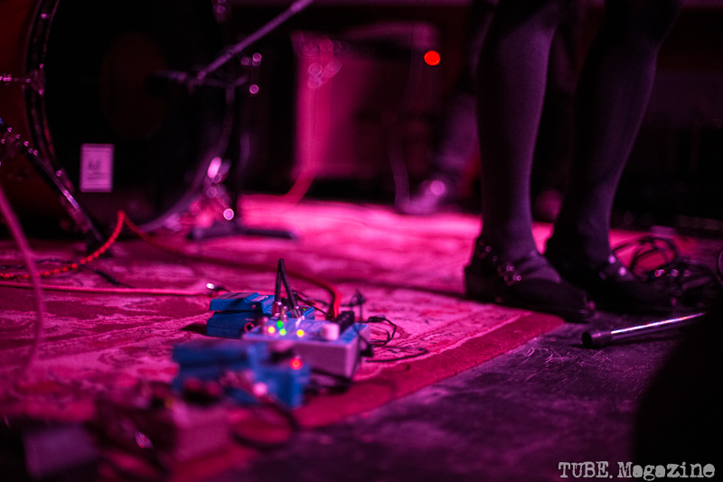 Dissolve, Luigis, Sacramento CA. Photo Melissa Uroff