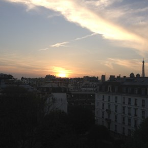 An American In Paris: Week One in The City of a Million Chimney Pots
