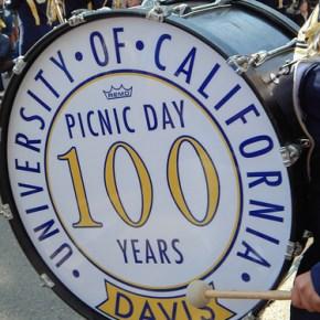 Picnic Day in Davis.