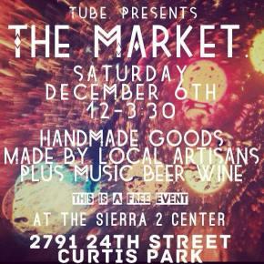 TUBE. Presents: The Market.