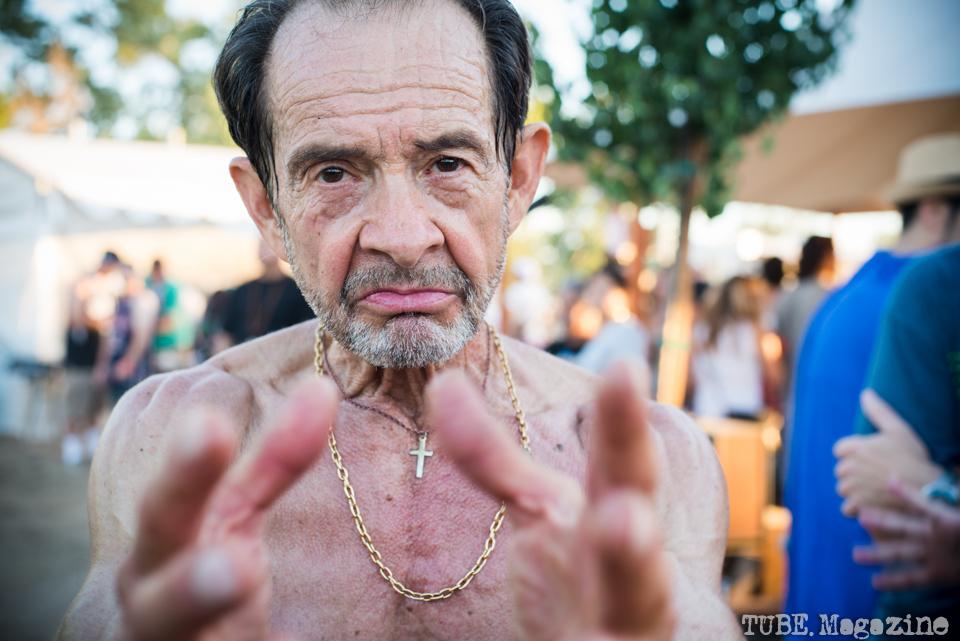 Kenny the Dancing Man. Sacramento TBD Fest 2014. Photo Melissa Uroff
