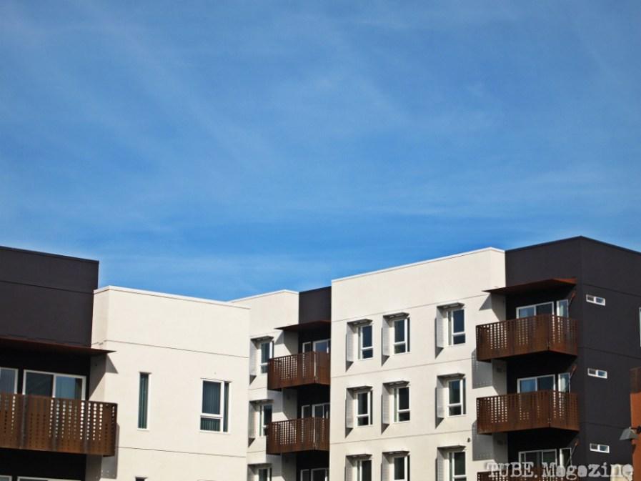 Newly Built Apartments, TBD 2014 Photo Sarah Elliott