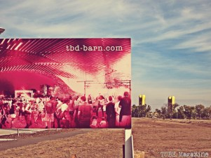 The Barn location, West Sacramento 2014 Photo Sarah Elliott