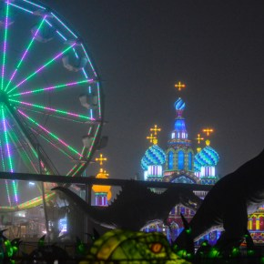 A Night At The Global Winter Wonderland