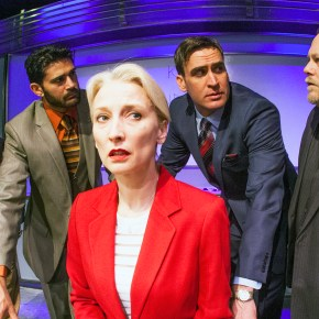 A New Definition of Office Drama: Capital Stage Presents Ideation