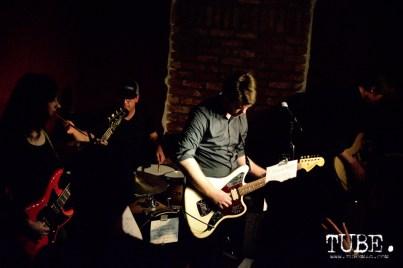 The Kelps. Naked Lounge. Sacramento CA. 2015. Photo Alejandro Montaño