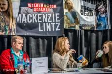 Mackenzie & Madison Lintz from TWD