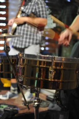 Local music at Shine in Sacramento CA. 2015. Photo Emma Montalbano.
