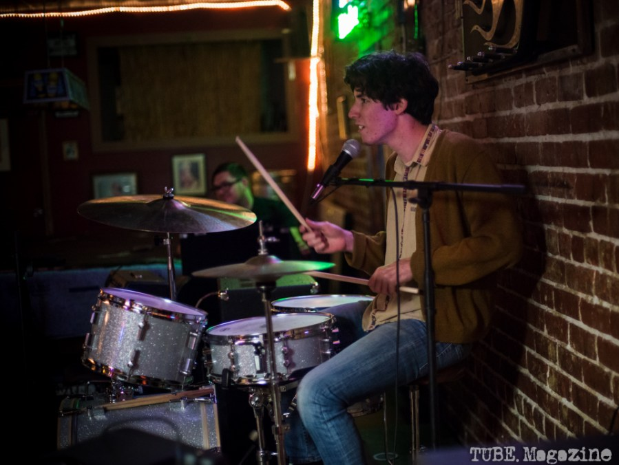 Silver Spoons playing at The Hideaway in Sacramento CA. May 2015. Photo Melissa Uroff