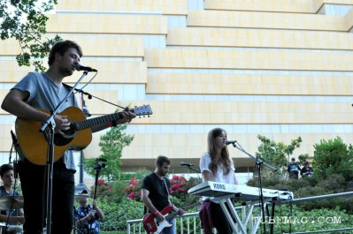 Sacramento First Festival 2015. Connor and Karlee. Photo Emma Montalbano.