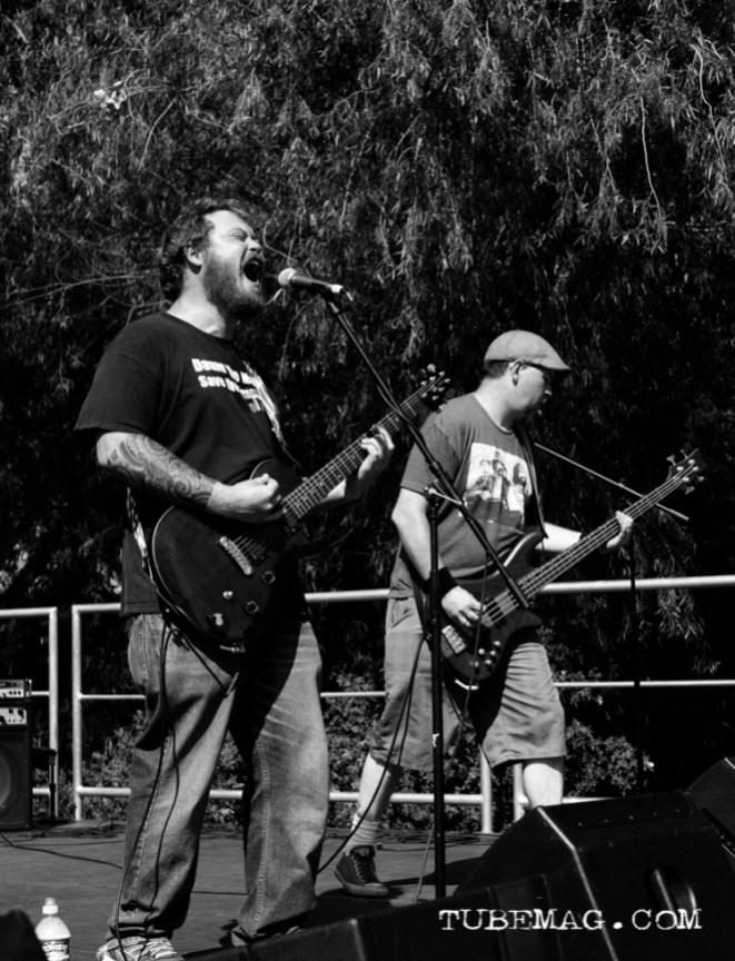 Rebel Radio The First Festival, Sacramento CA Photo Sarah Elliott