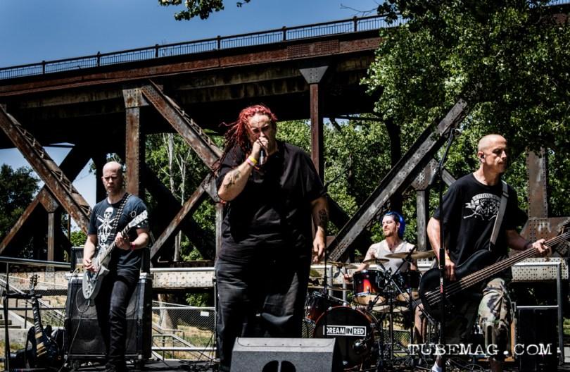 Dream in Red, First Festival, Sacramento CA Photo Sarah Elliott