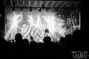 Tears for Fears at TBD Festival in Sacramento, Ca. September 2015. Photo Melissa Uroff