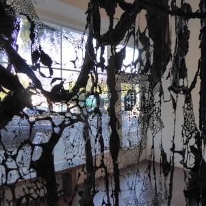 Joyce Nojima, The Space In Between (Detail), 2015