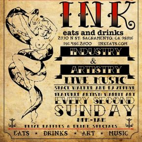 Go: Industry, Artistry, Eating, Drinking and Inking.