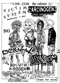 ssyndrom death rogen etc