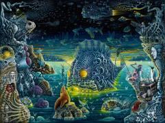 The Night Trawlers. Artist Robert Steven Connett.