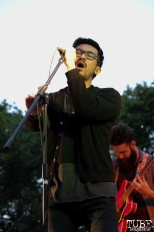 James Cavern, Cesar Chavez Park, Sacramento, CA. May 6th, 2016. Photo Anouk Nexus