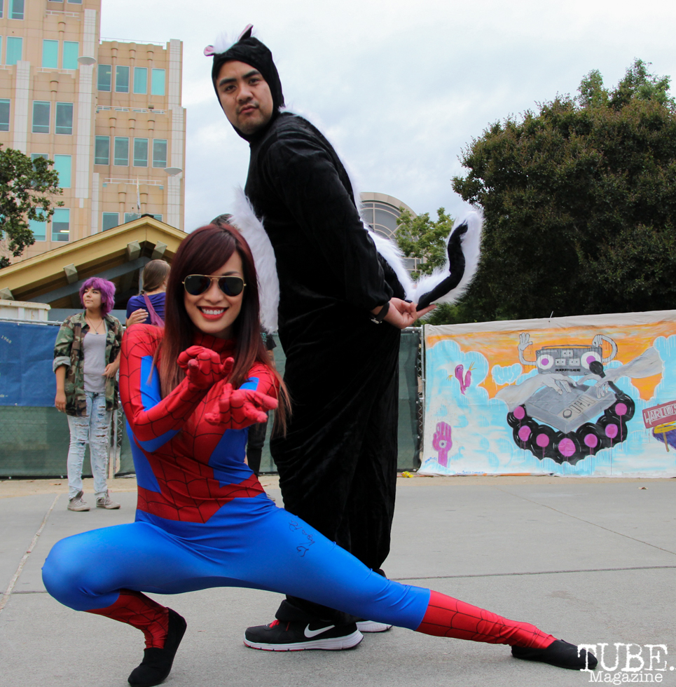 Leena Nguyen and Matt Alejandria, Concerts in the Park, Cesar Chavez Park, Sacramento, CA. June 17, 2016. Photo Anouk Nexus