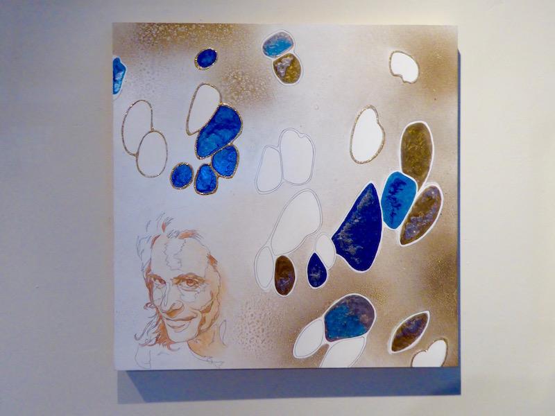 'BV' (Bryan Valenzuela) by Lisa Marasso