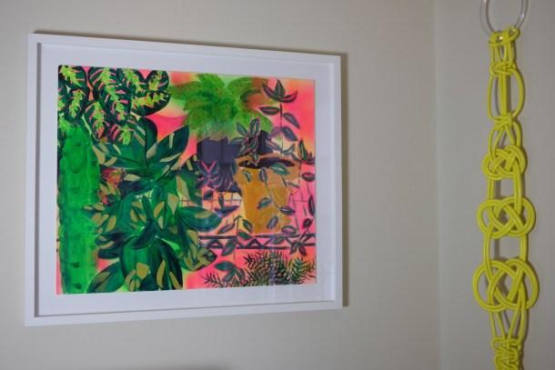 Work by Anna Valdez and Dana Hemenway