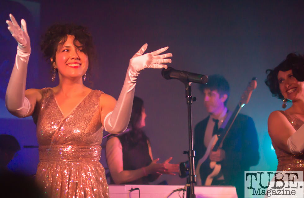 The Supremes, Halloween Show, Verge Center for the Arts, Sacramento, CA. 2017 Photo by Dan Tyree