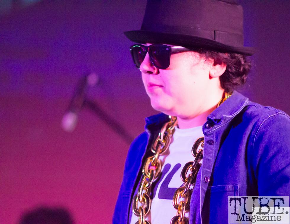 Beastie Boys, Halloween Show, Verge Center for the Arts, Sacramento, CA. 2017 Photo by Dan Tyree
